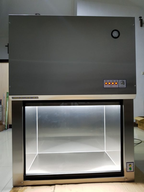 Laminar Air Flow Electric Door