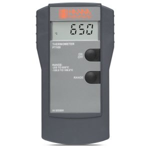 Hanna-HI955501-4-Wire-PT100-Thermometer